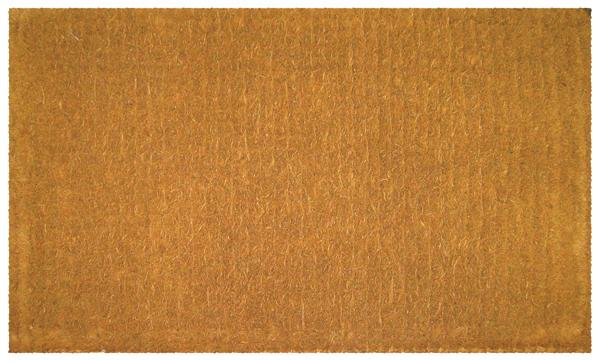 "Solid Natural Coir Mats 36"" x 72"""