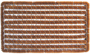 Wire Brush Coir Mats
