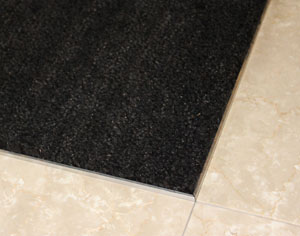 Charcoal Coco Mats