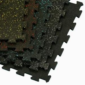 Warrior Rubber Gym Tiles